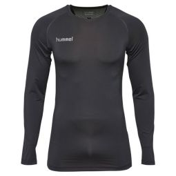Mens hummel First Performance LS Training T-shirt