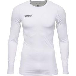 Mens hummel First Performance Baselayer LS Training T-shirt