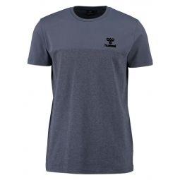 Mens hummel Classic Bee Block T-shirt