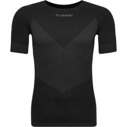 Mens hummel First Seamless Baselayer Trainings T-shirt