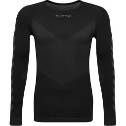 Mens hummel First Seamless Baselayer Training Jersey