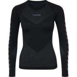 Womens hummel First Seamless LS Underwear