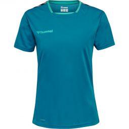 Womens hummel Authentic Poly Training T-shirt
