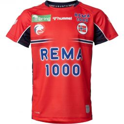 Kids hummel Norway Mens Handball National Team Jersey 20/21