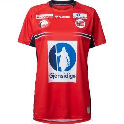 hummel Norway Handball Women's National Jeam Jersey 20/21