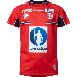 Kids hummel Norway Handball Women's National Jeam Jersey 20/21