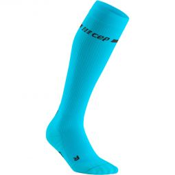 Womens CEP Neon Compression Running Socks