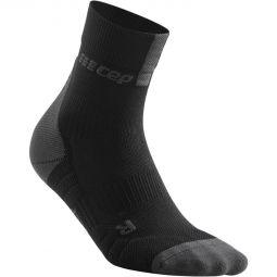 Womens CEP Short 3.0 Compression Running Socks