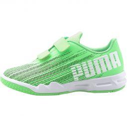 Kids Puma Adrenalite 4.1 Velcro Handball Shoes