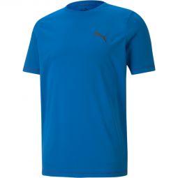 Mens Puma Active Small Logo Training T-shirt