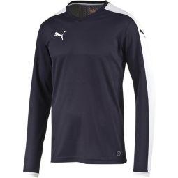 Mens Puma Pitch LS T-shirt