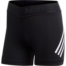 Womans adidas Alphaskin Sport 3-Stripes Training tights