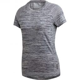 adidas 25/7 Primeknit Løbe T-shirt Dame