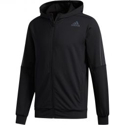 adidas Aeroready 3-Stripes Cool Weather Hoody Træningstrøje Herre