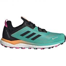 Womens adidas Terrex Agravic Flow GTX Trail Running Shoes