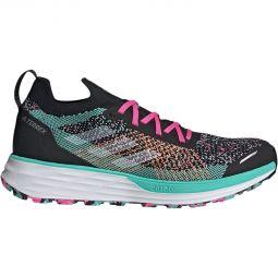 Mens adidas Terrex Two Primeblue Trail Running Shoes