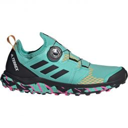 Womens adidas Terrex Agravic Boa Trail Running Shoes