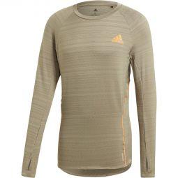 Mens adidas Adi Runner Running Jersey