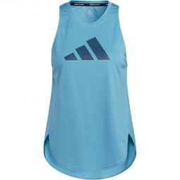 Womens adidas Badge Of Sport Logo Tank Top