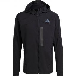 Mens adidas Marathon Running Jacket