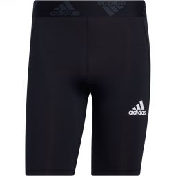 Mens adidas Tech Fit Short Training Tights