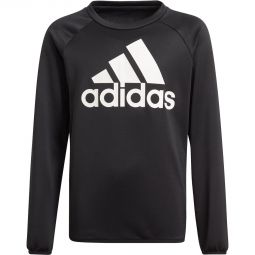 Kids adidas Big Logo Training Jersey