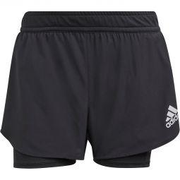 Womens adidas Primeblue Running Shorts