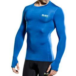 Mens Select Compression LS T-shirt 6901