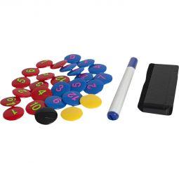 Select Magnet set w/23 Pieces + Pen