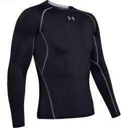Mens Under Armour Heat Gear Compression Running Jersey