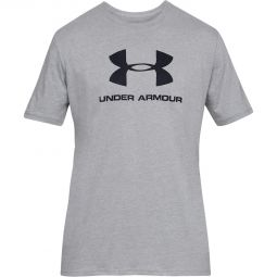 Mens Under Armour Sportstyle Logo Training T-shirt