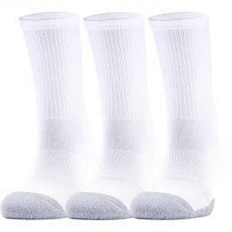 Under Armour 3-Pack Heat Gear Crew Training Socks