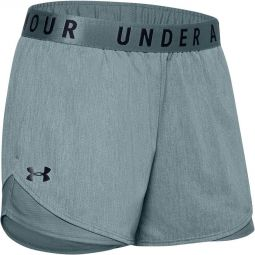 Womens Under Armour Play Up Twist 3.0 Training Shorts