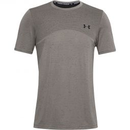 Mens Under Armour Seamless Training T-shirt