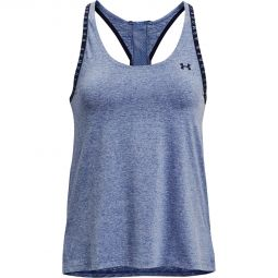 Womens Under Armour Knockout Mesh Back Training Top