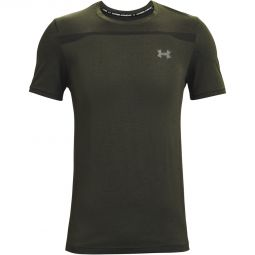 Mens Under Armour Seamless Training T-shirt