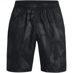 Mens Under Armour Woven Adapt Training Shorts
