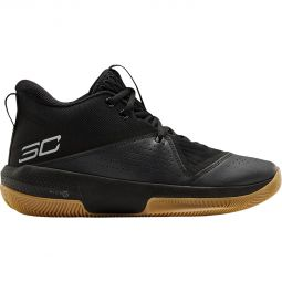 Mens Under Armour Stephen Curry 3ZER0 IV Basketball Shoes