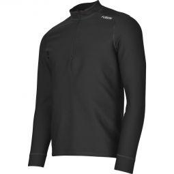 Mens FUSION  C3 1/2 Zip Running Jersey