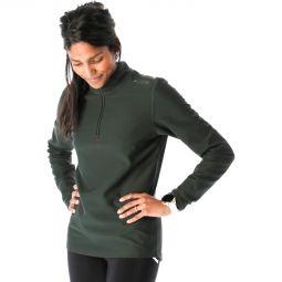 Womens FUSION C3 1/2 Zip Running Jersey