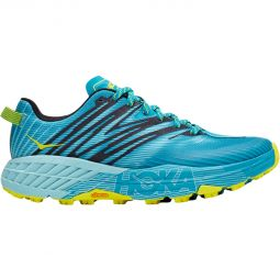 Womens HOKA ONE ONE Speedgoat 4 Trail Running Shoes