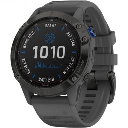 Garmin Fenix 6 Pro Solar Pulse Watche