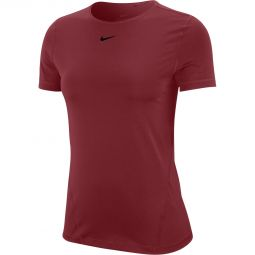 Womens Nike Pro All Over Mesh Training T-shirt