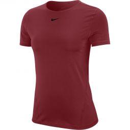 Womens Nike Pro All Over Mesh Training T-shirt