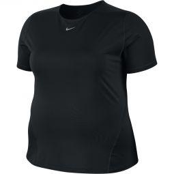 Womens Nike Plus Pro All Over Mesh Training T-shirt