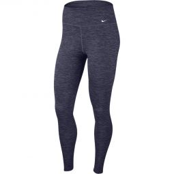 Womens Nike One Luxe Heathere Training Tights
