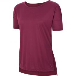 Womens Nike Yoga Training T-shirt