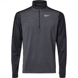 Mens Nike Element 1/2 Zip Running Jersey