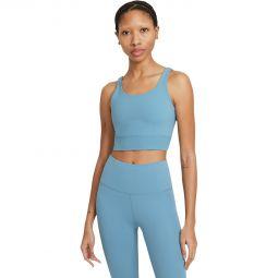 Womens Nike Yoga Luxe Crop Top