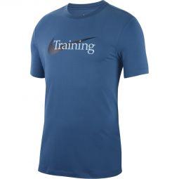 Mens Nike Dri Fit Swoosh Training T-shirt